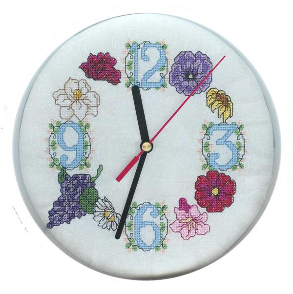 Floral Clock-3