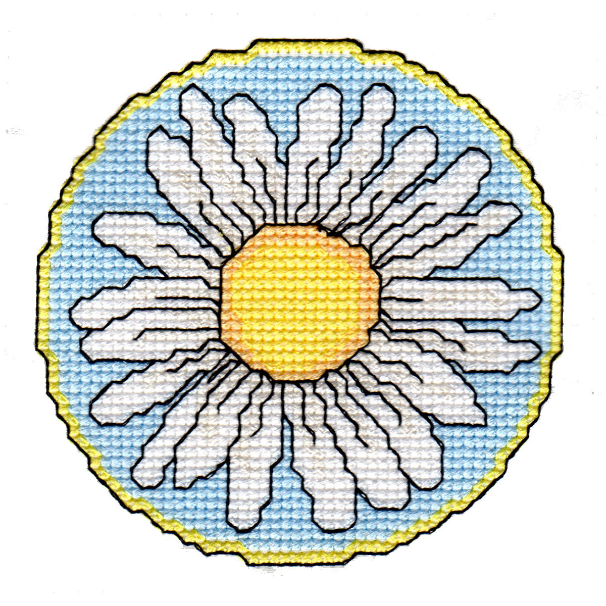 Floral Coasters-3