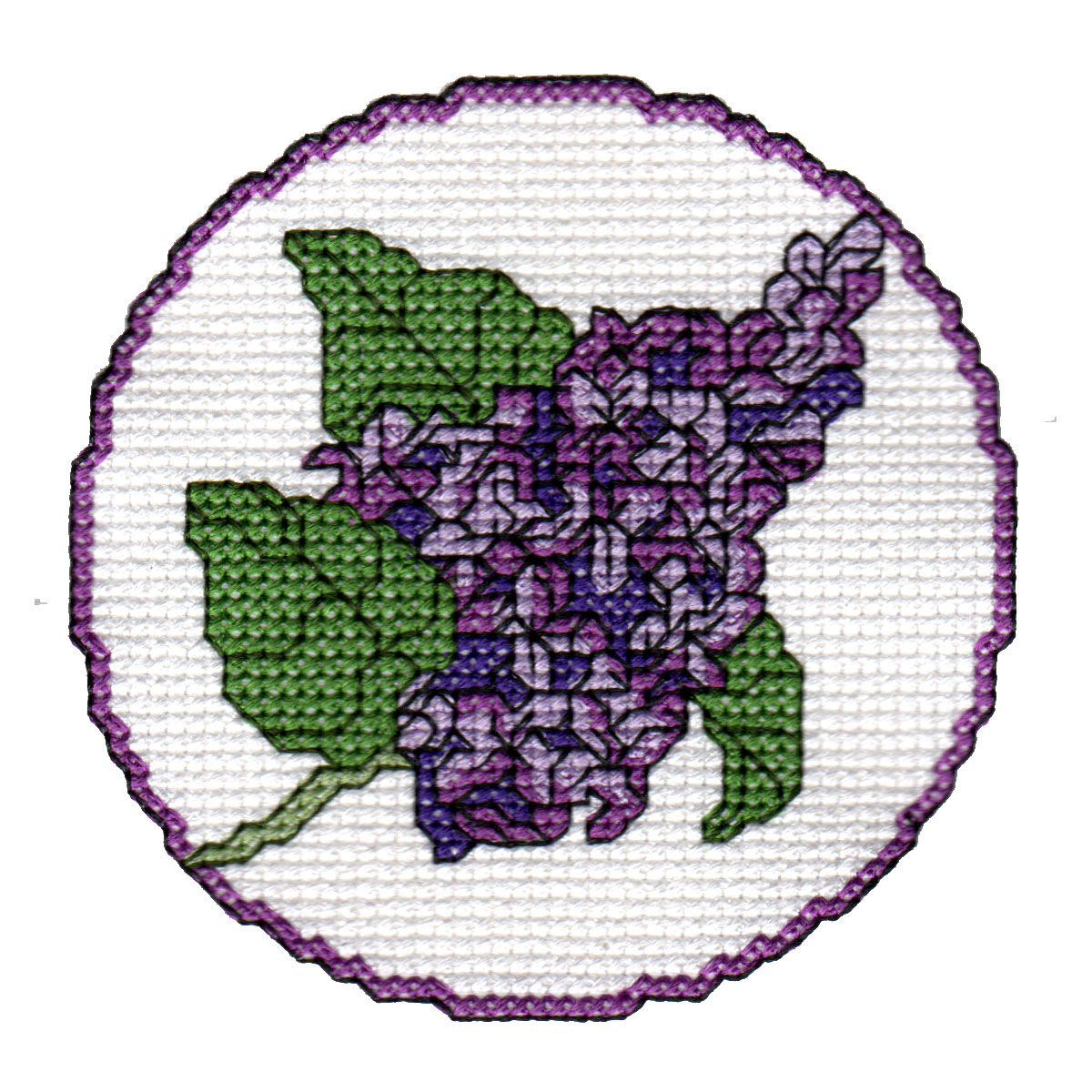 Floral Coasters-4