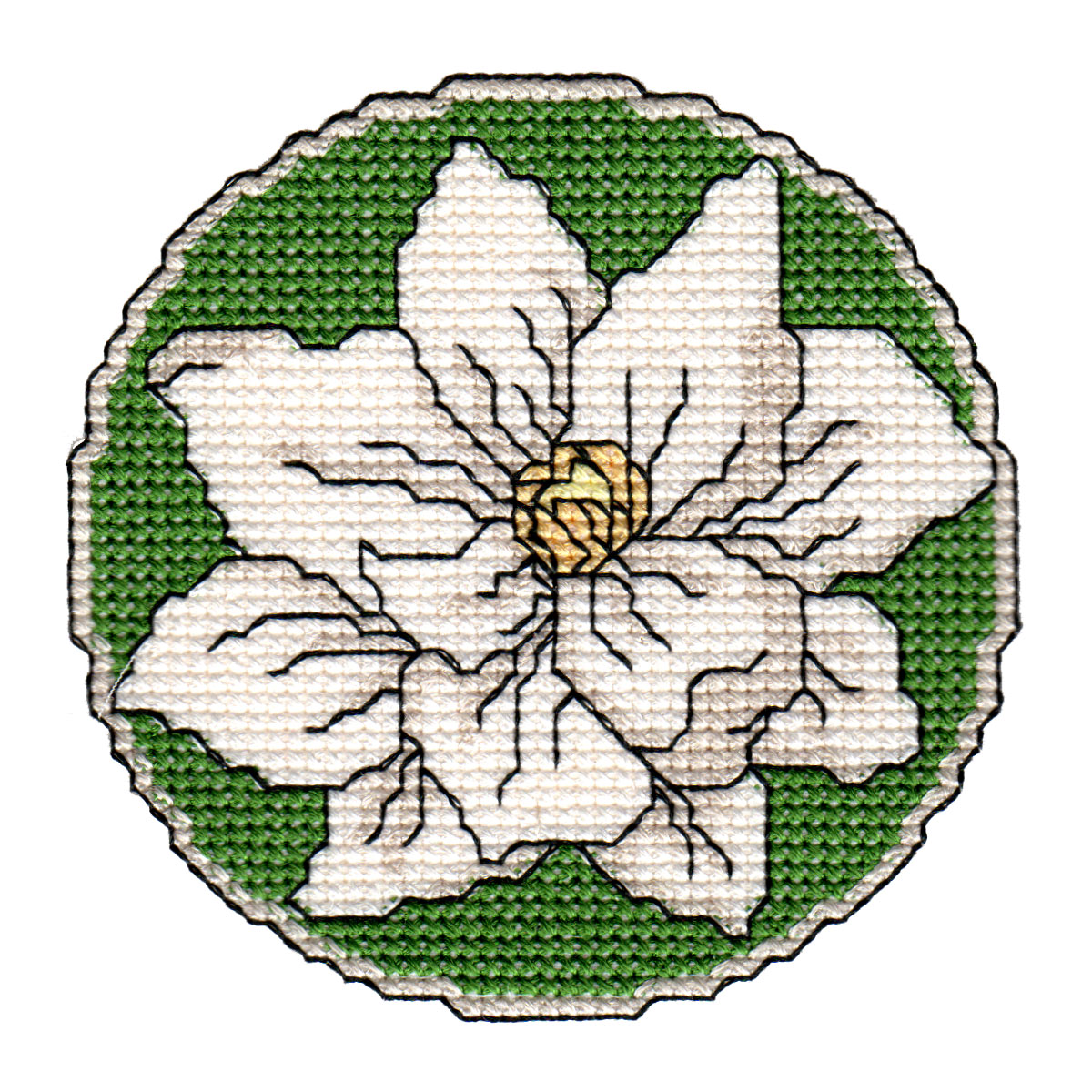 Floral Coasters-5