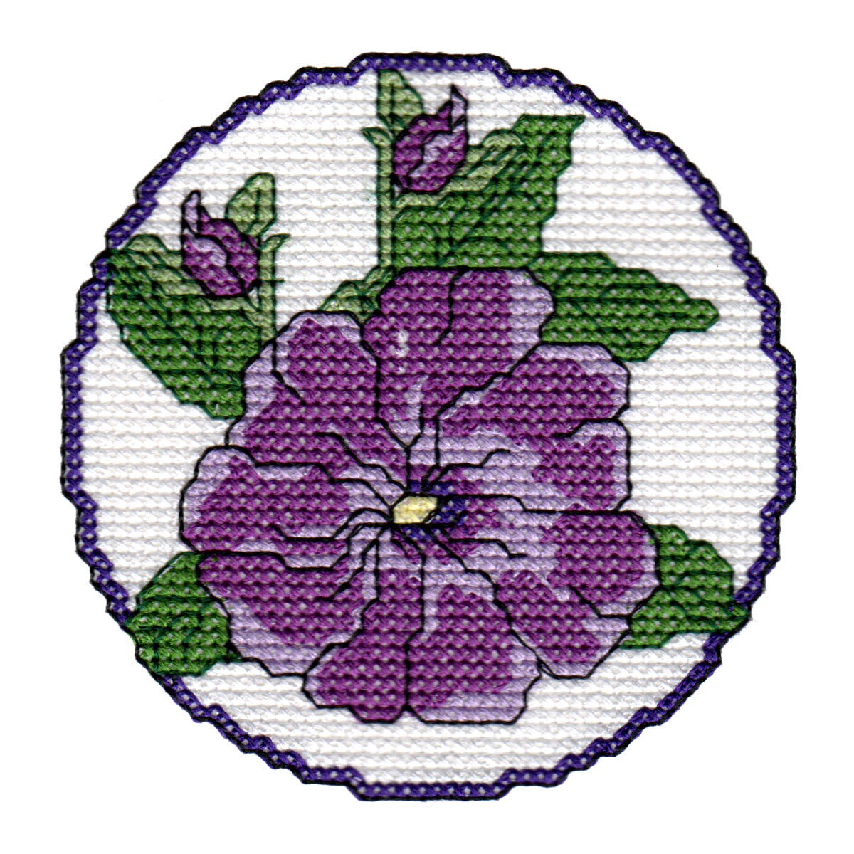 Floral Coasters-6