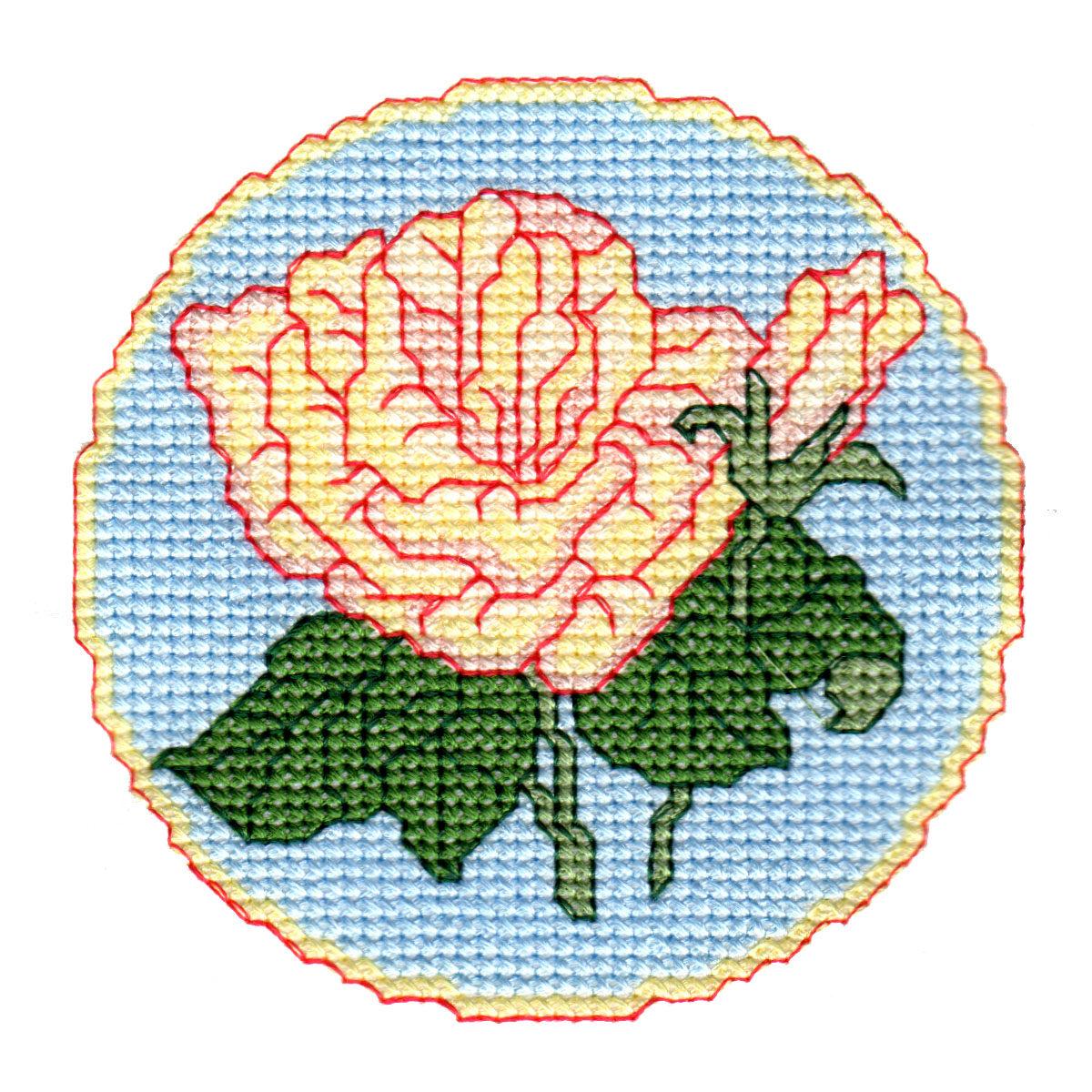 Floral Coasters-9