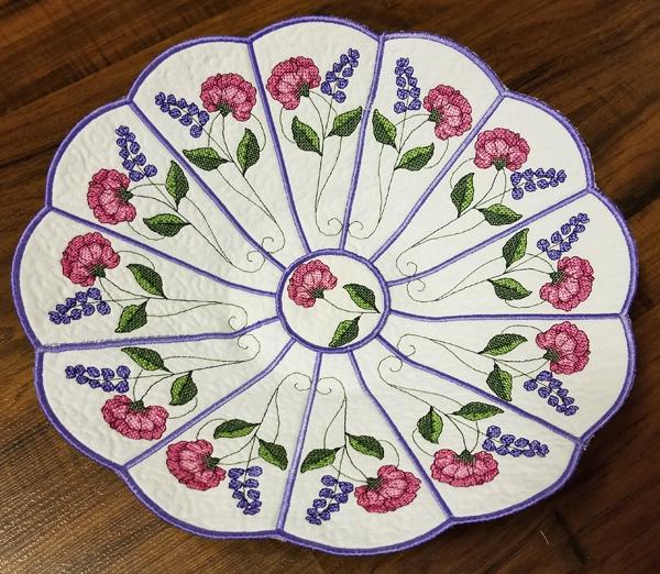 Spring Bouquet Bowl-3