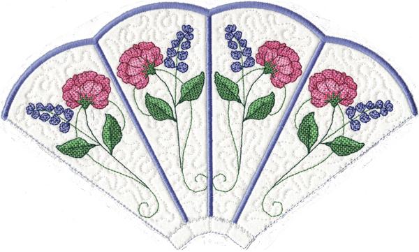 Spring Bouquet Bowl-6