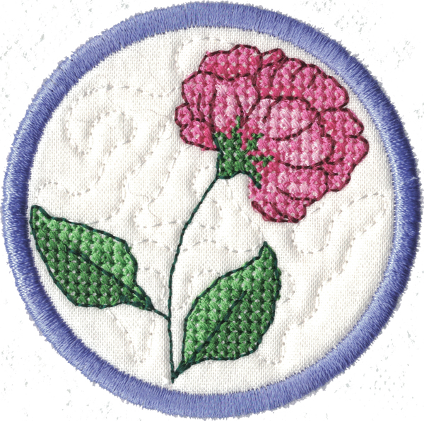 Spring Bouquet Bowl-7