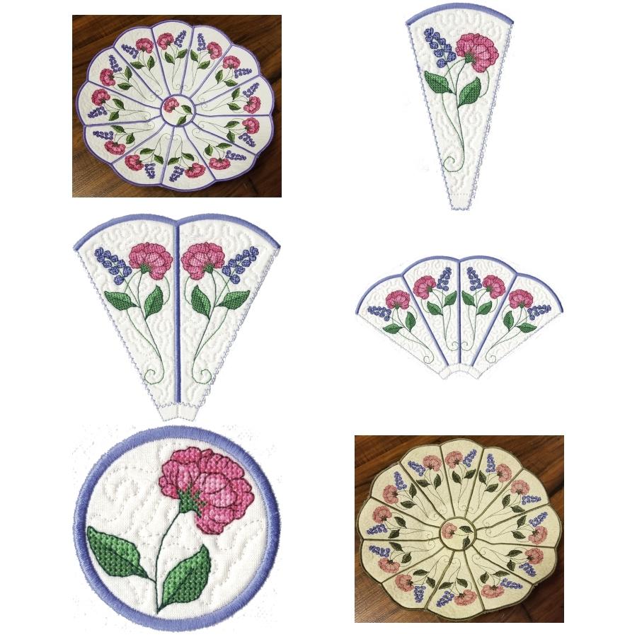 Spring Bouquet Bowl