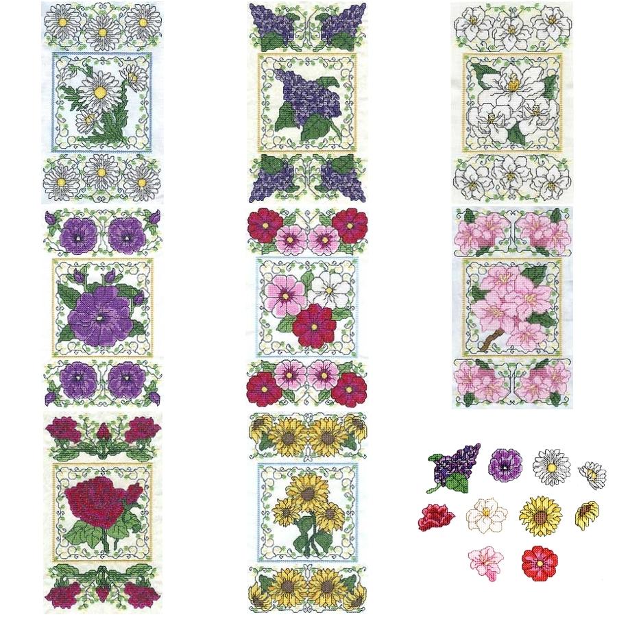 Floral Medleys
