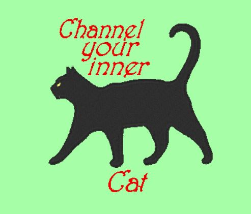 ChannelYourInnerCat