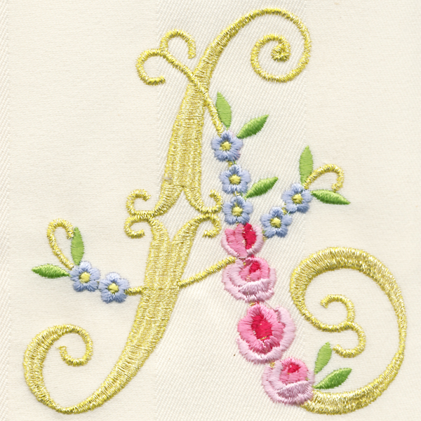 Elegant Rose Monograms-3