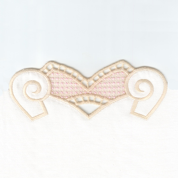 ROSSO CUTWORK LACE -5