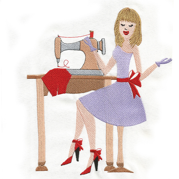 PERFECT RED-SHOE MAMAS-9