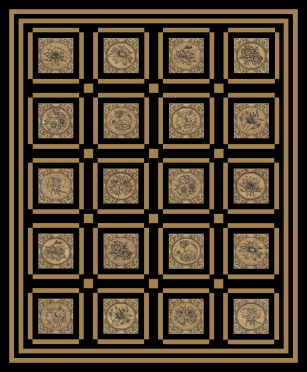 Flower Blocks 2 -26