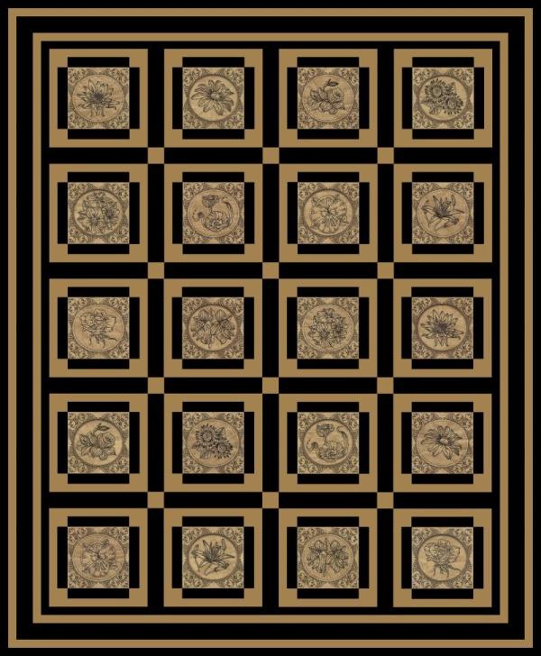 Flower Blocks 2 -27