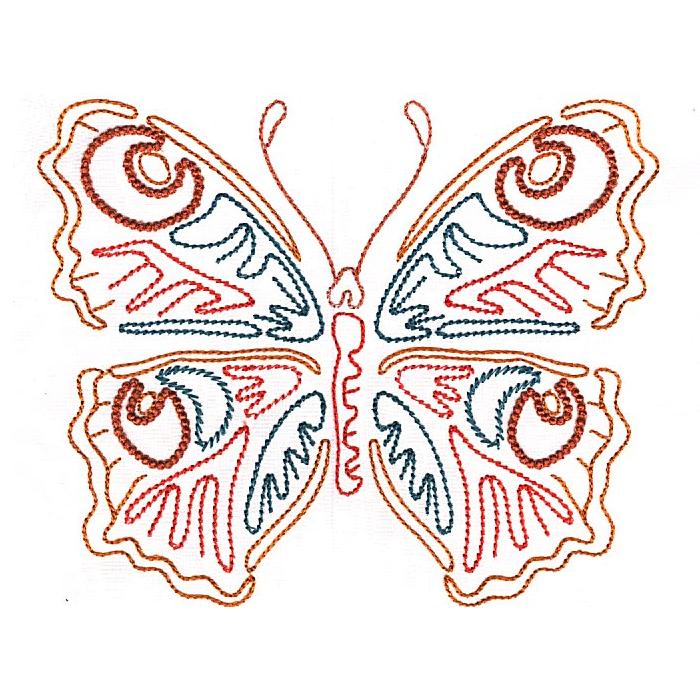 Colorwork Modular Butterflies-3