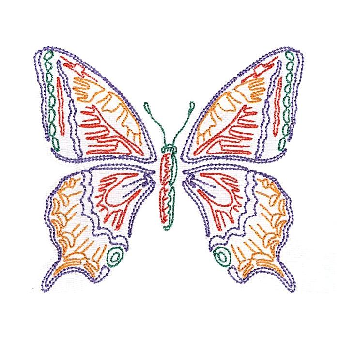 Colorwork Modular Butterflies-5