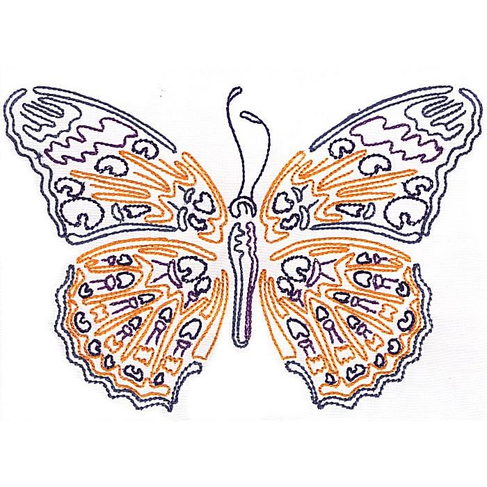 Colorwork Modular Butterflies-9