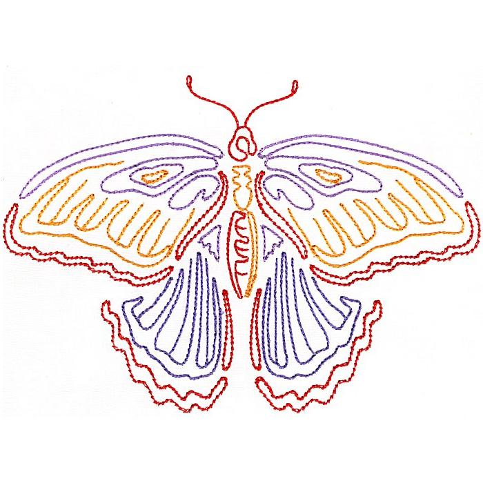 Colorwork Modular Butterflies-11