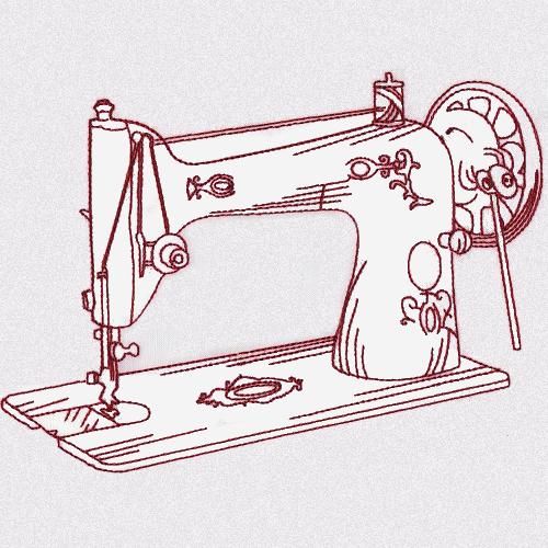 Sewing Redwork-7