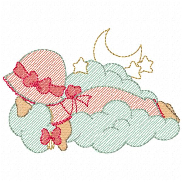 Starry Bonnet
