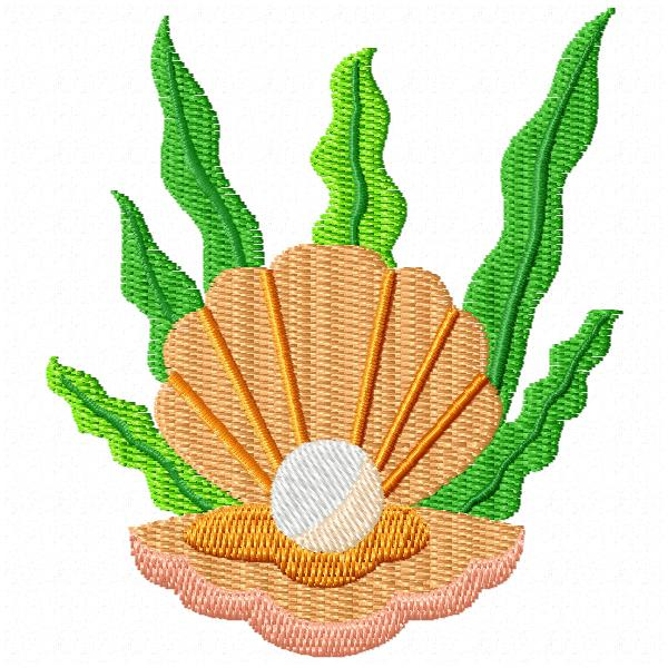 Seaweed and Shells-8