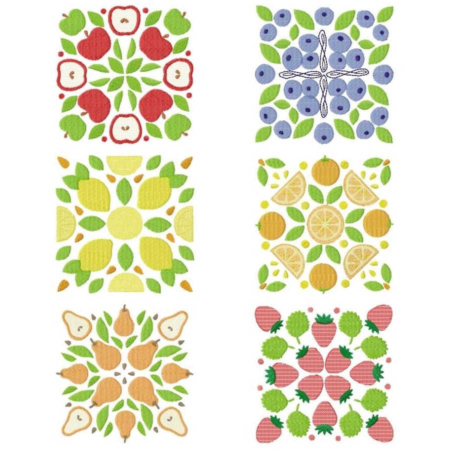 Fruit Squares