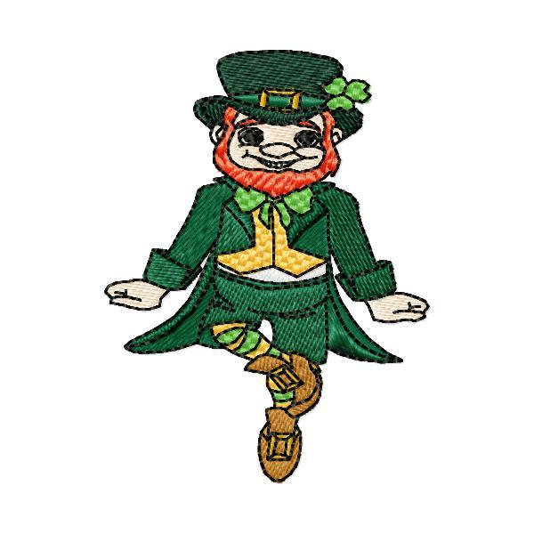 A Leprechaun You Say