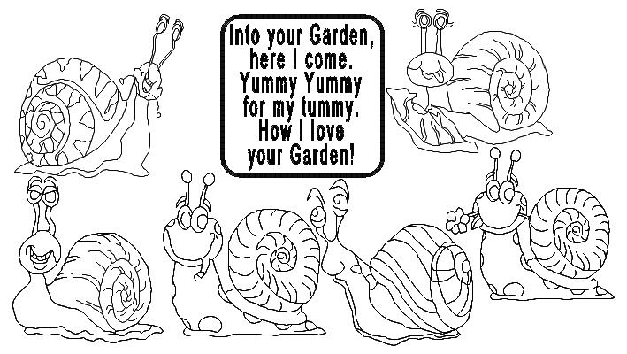 Into Your Garden I Come BW-3