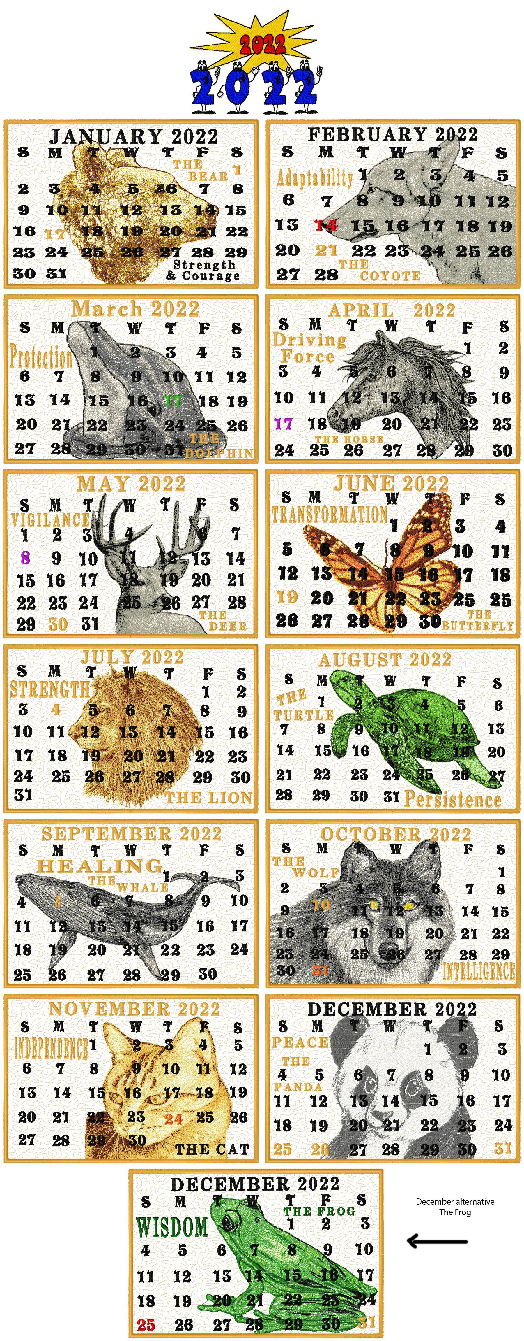 2022 The Spirit of Hope Calendar-3