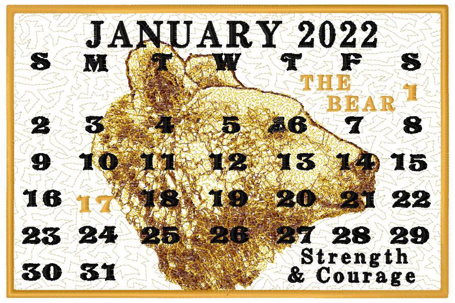 2022 The Spirit of Hope Calendar-8