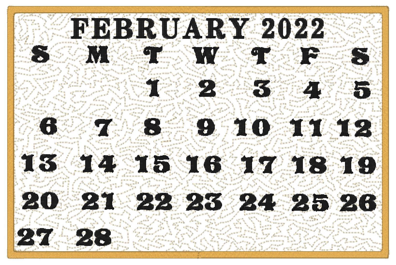 2022 The Spirit of Hope Calendar-55