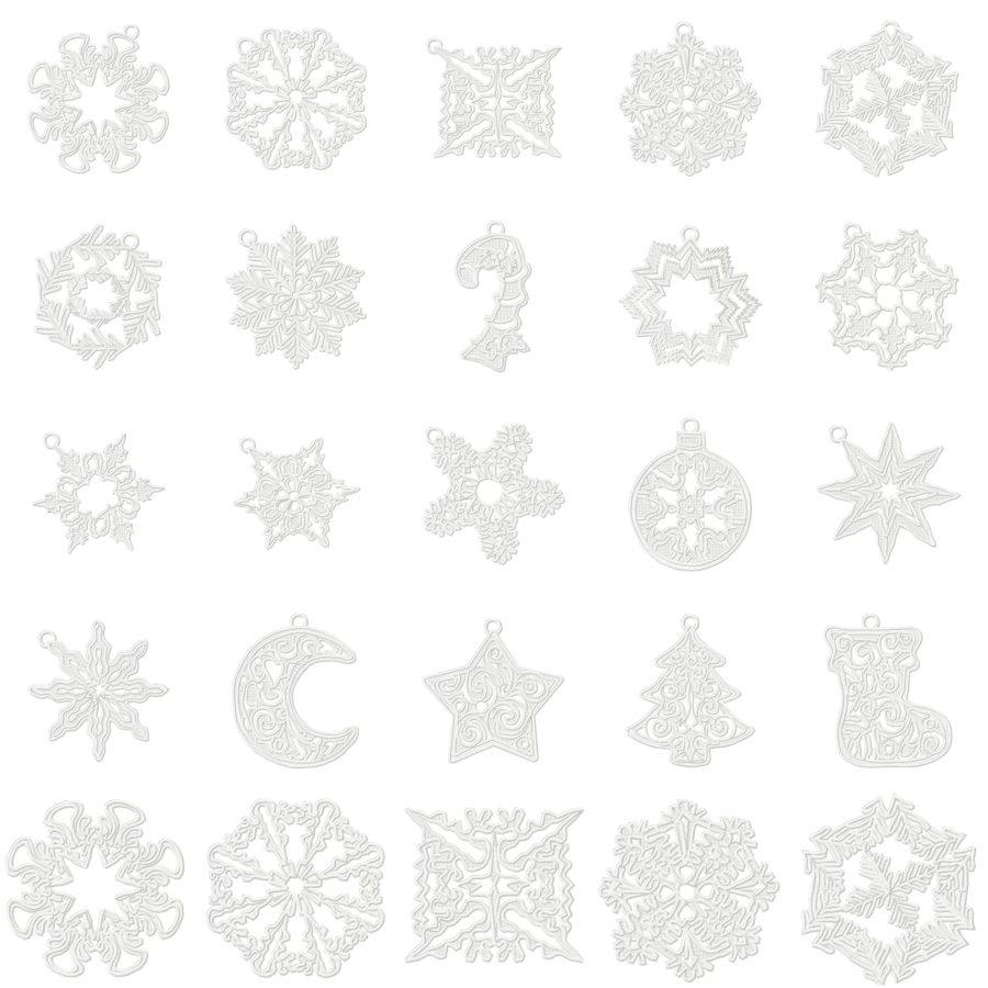 Falling-Snowflakes