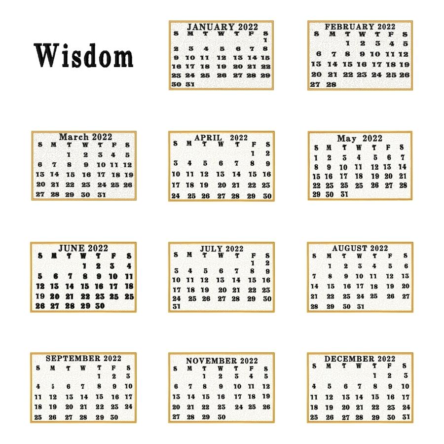 2022 The Spirit of Hope Calendar