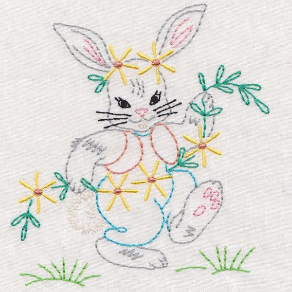Vintage Garden Animals & Friends-10