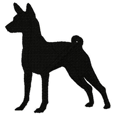 Silhouette Dogs 1-5