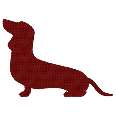 Silhouette Dogs 1-8