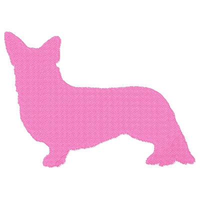 Silhouette Dogs 1-11