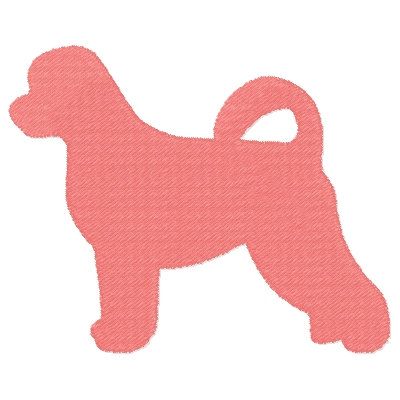 Silhouette Dogs 1-14