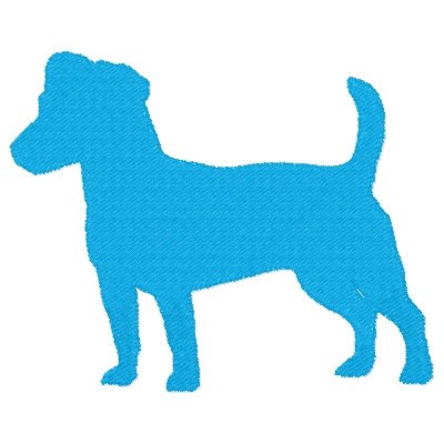 Silhouette Dogs 1-15