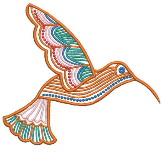 Satin Colorwork Hummingbirds-10