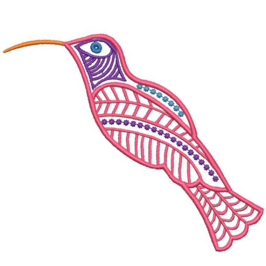 Satin Colorwork Hummingbirds-12