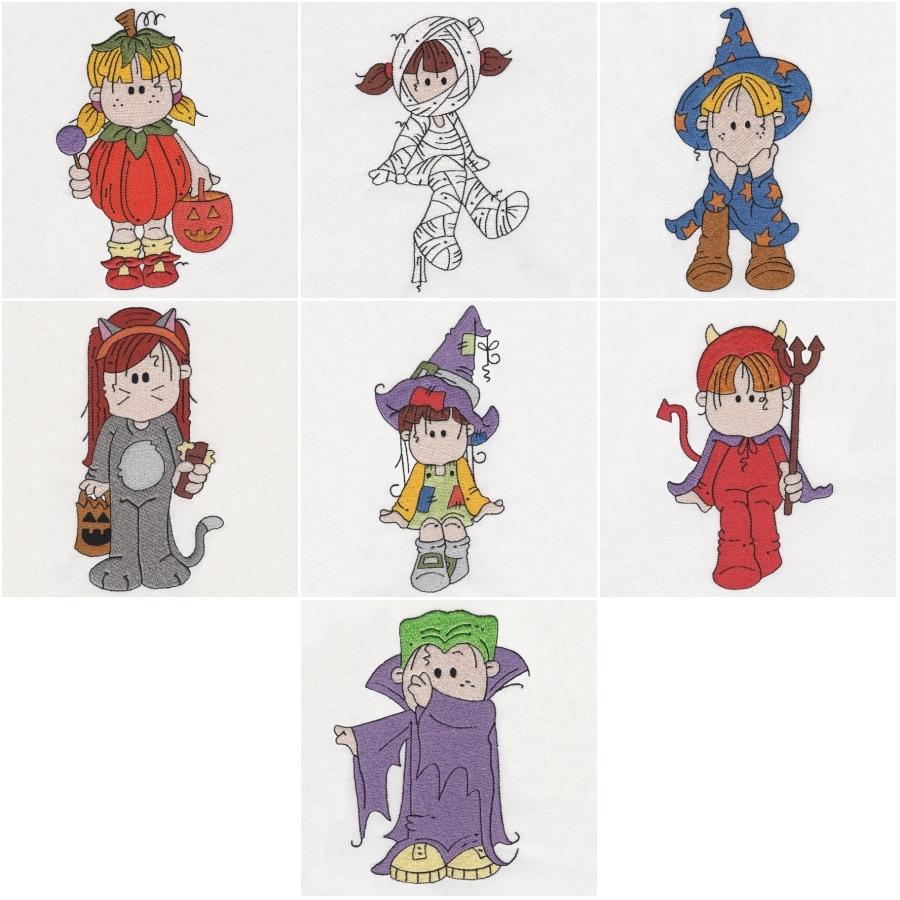 Halloween Bugrat Kids Set