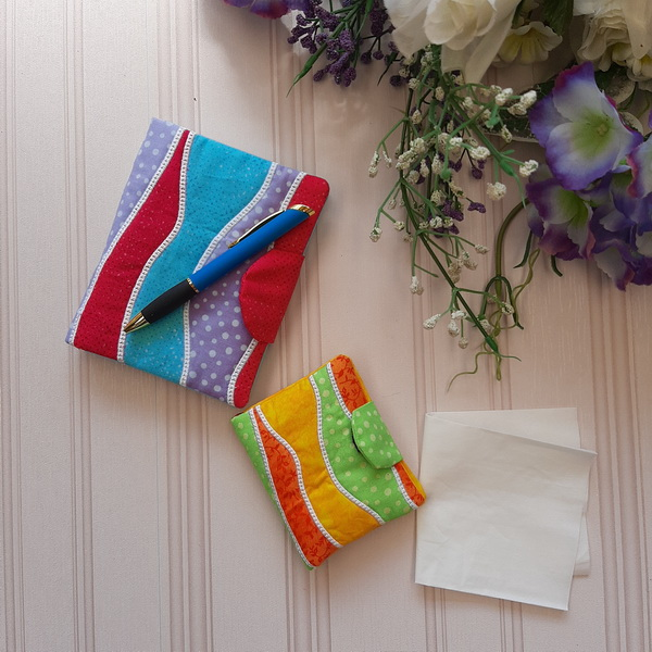 ITH Tissue Pocket and Notebook Cover