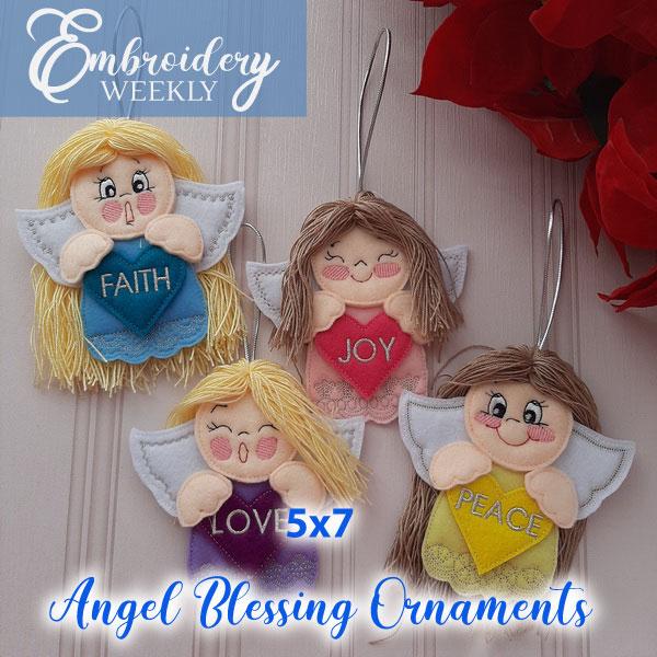 Angel Blessings Ornament-3