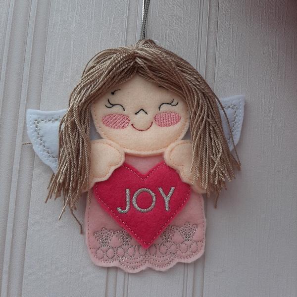 Angel Blessings Ornament-5
