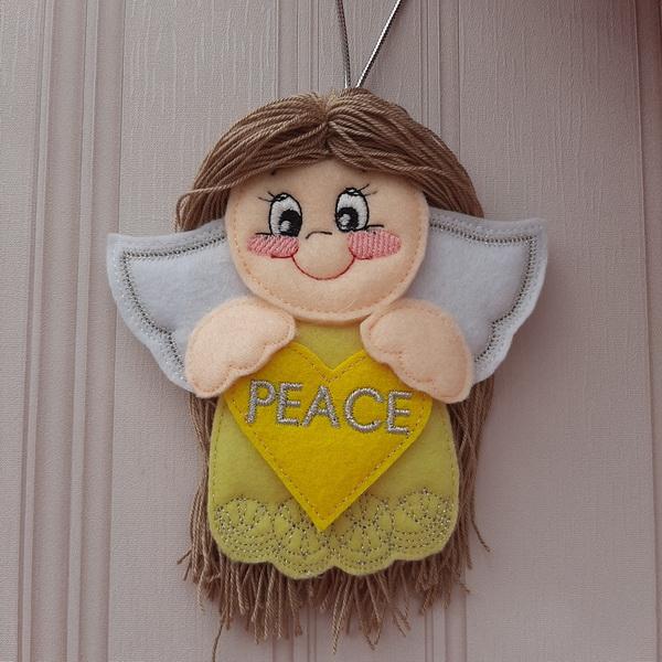 Angel Blessings Ornament-6