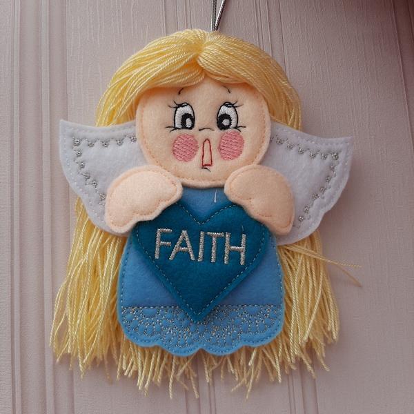 Angel Blessings Ornament-8