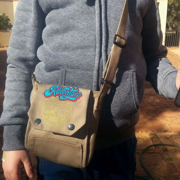 Kidz Adventure Cross-Body Bag