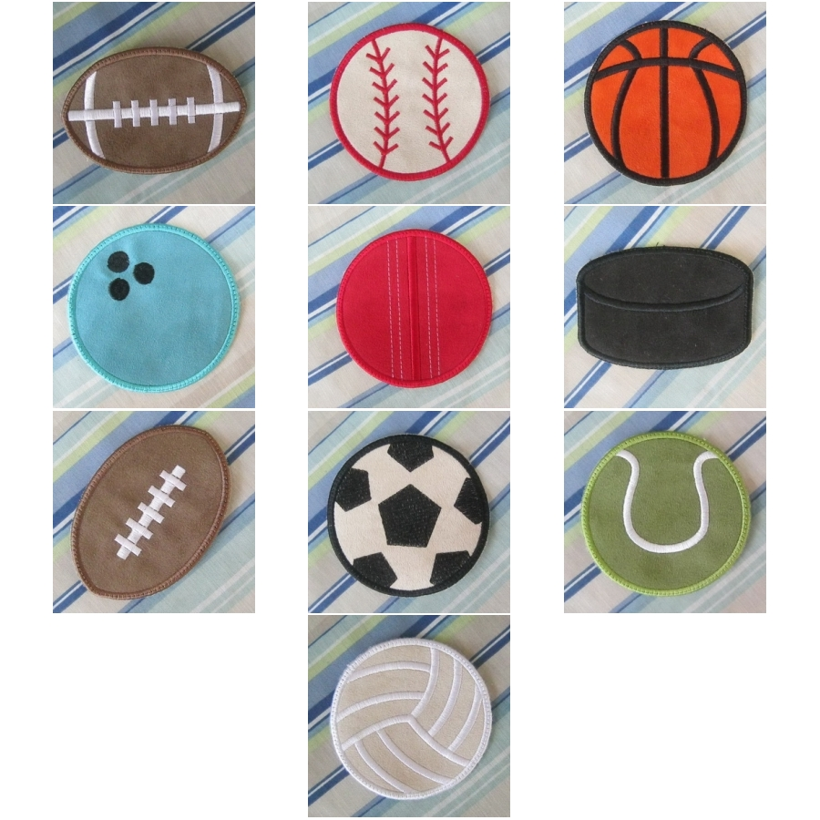 ITH Sports Coasters