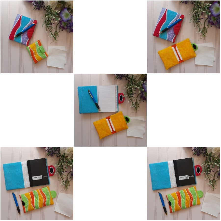 ITH Tissue Pocket and Note Cover