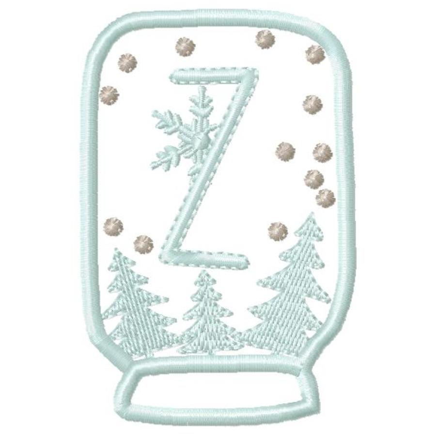 SnowGlobe Alphabet